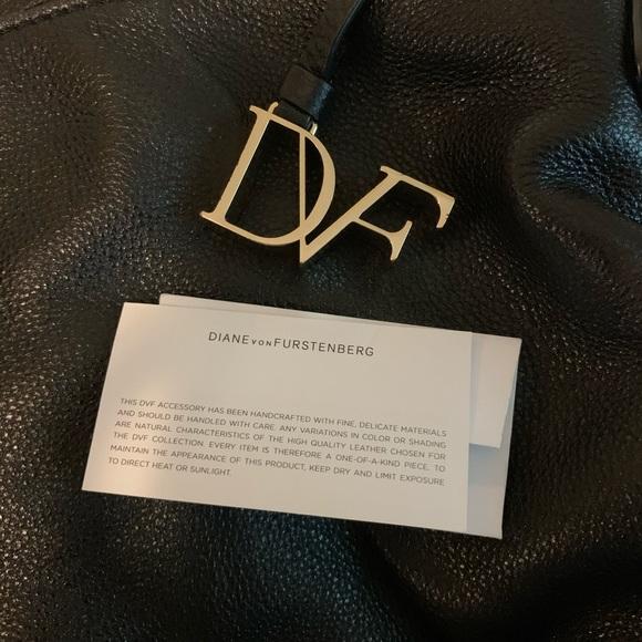 Diane Von Furstenberg Handbags - Diane von Furstenberg VGY Slouchy Shoulder Tote